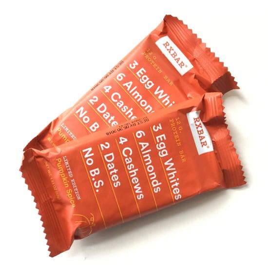 Pumpkin Spice RXBAR Taste Test