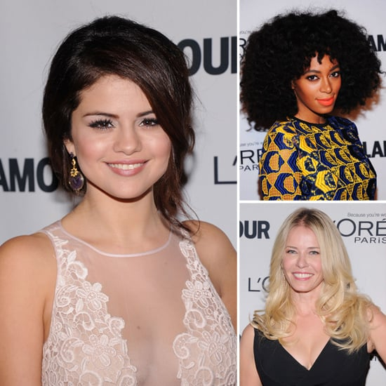 Beauty Highlights From the Glamour Women of the Year Awards