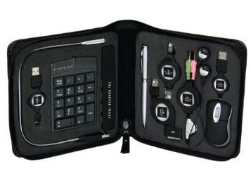 The Sharper Image Laptop Essentials Kit Makes Business Travel Easy