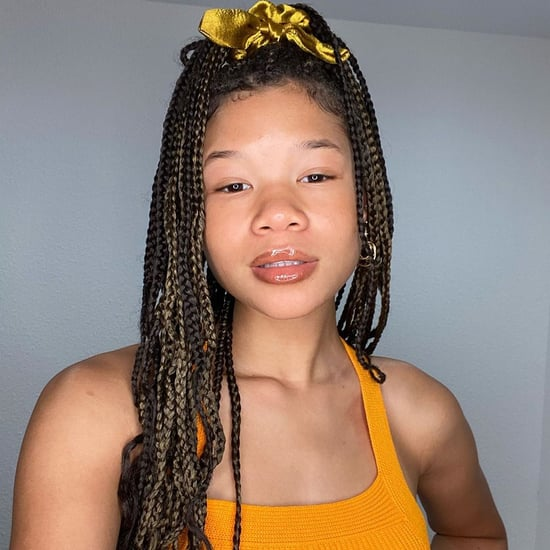 Storm Reid's Best Stay Home Outfits on Instagram