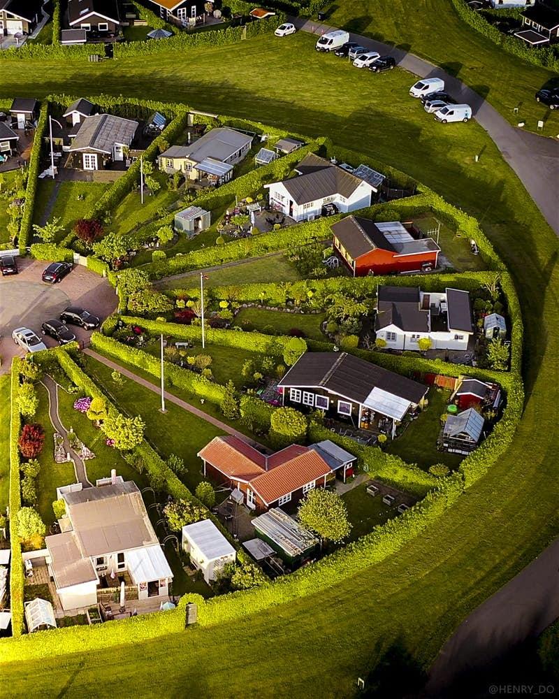 Denmark's Brøndby Haveby