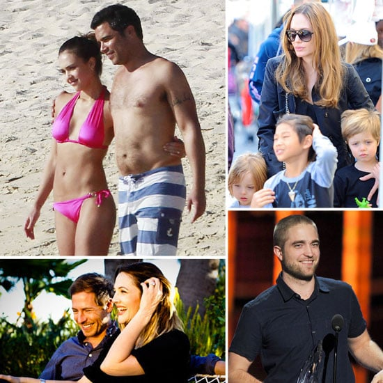 Best Celebrity Pictures January 2012