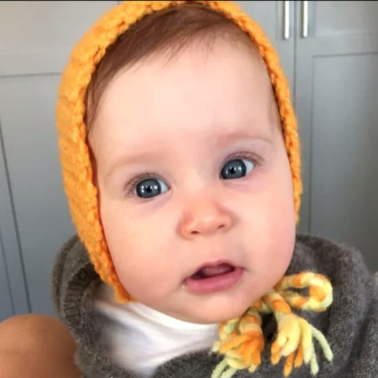 Robert Downey Jr.'s First Photo of Daughter Avri
