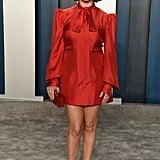 Maya Rudolph at the Vanity Fair Oscars Afterparty 2020