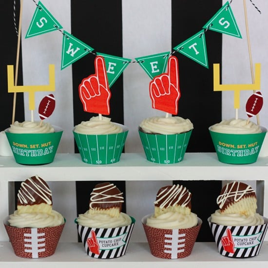 Kid-Friendly Super Bowl Party