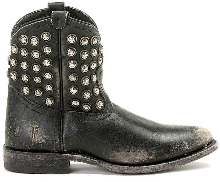 Frye Vintage Inspired Studded Boots ($380)
