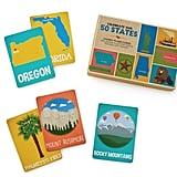 50 States Vocab Flashcards