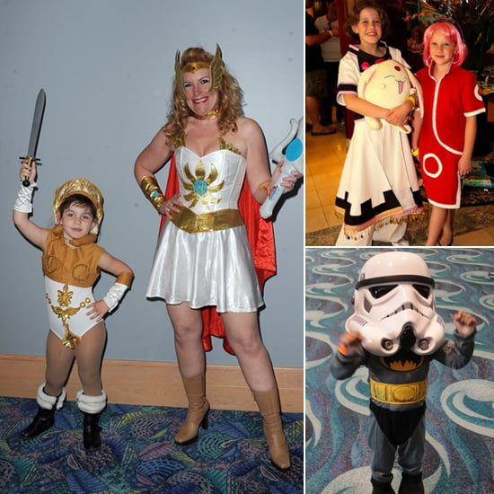Costume Inspiration For Your Littlest Geek