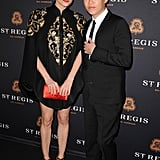 Diane Kruger and Jason Wu in Miami.