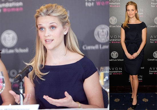 Photos of Reese Witherspoon at Avon in DC, Starring With Sacha Baron Cohen in Downsizing
