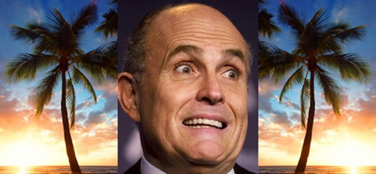 Check This: Giuliani's . . . Strategy?