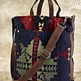 A cool back-to-school bag.  Beacon Convertible Tote ($125)
