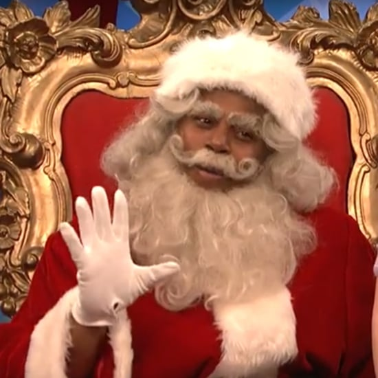 SNL Visit With Santa Cold Open Video 2017