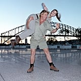 Steve and Terri Irwin's Cutest Pictures