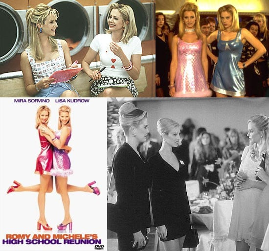 A Fabby Halloween: Romy and Michele