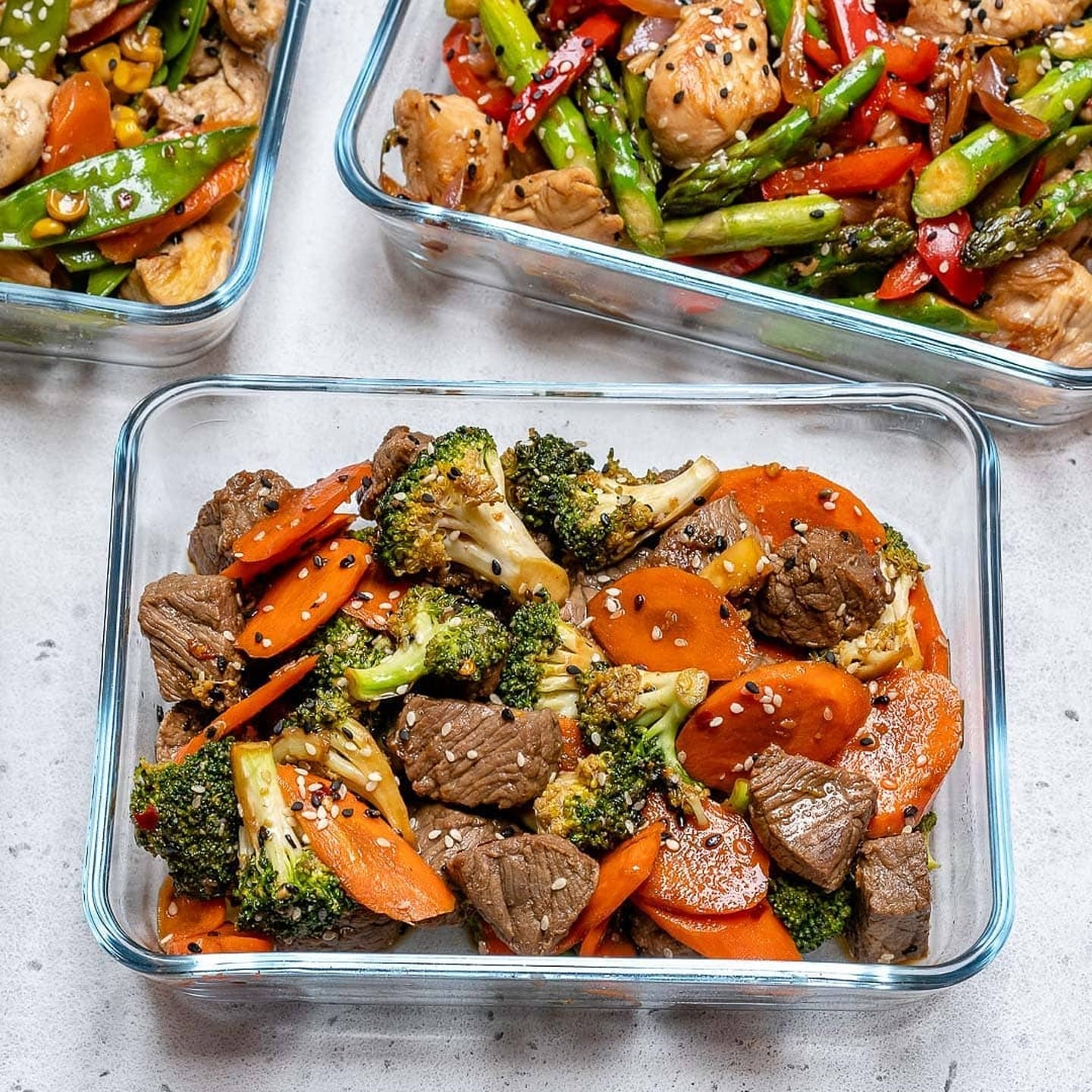 18 Low Carb Meal Prep Friendly Lunch Ideas Popsugar Fitness
