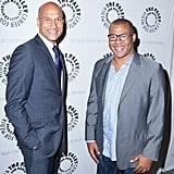 Keegan-Michael Key and Jordan Peele
