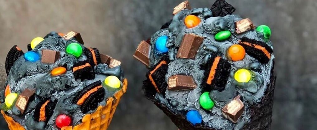 Cold Stone's Boo Batter Halloween Ice Cream Is Back!