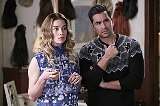 A Comprehensive Look Back at David Rose's (Simply the) Best Sweaters on Schitt's Creek