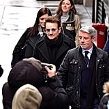 Barack and Michelle Obama Have a Casual Lunch With Bono in NYC