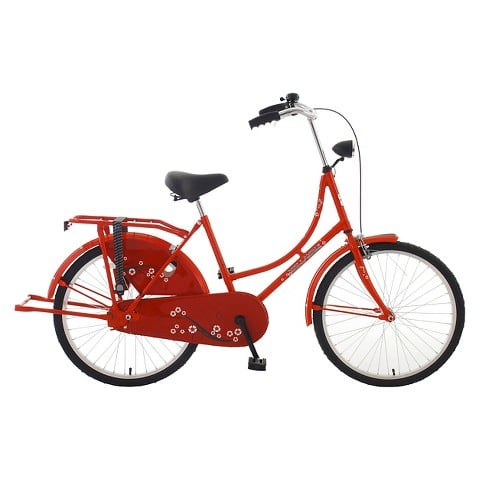 For Her: Red  Bike