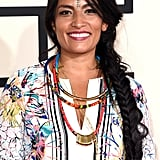 Ana Tijoux at the Grammy Awards 2015