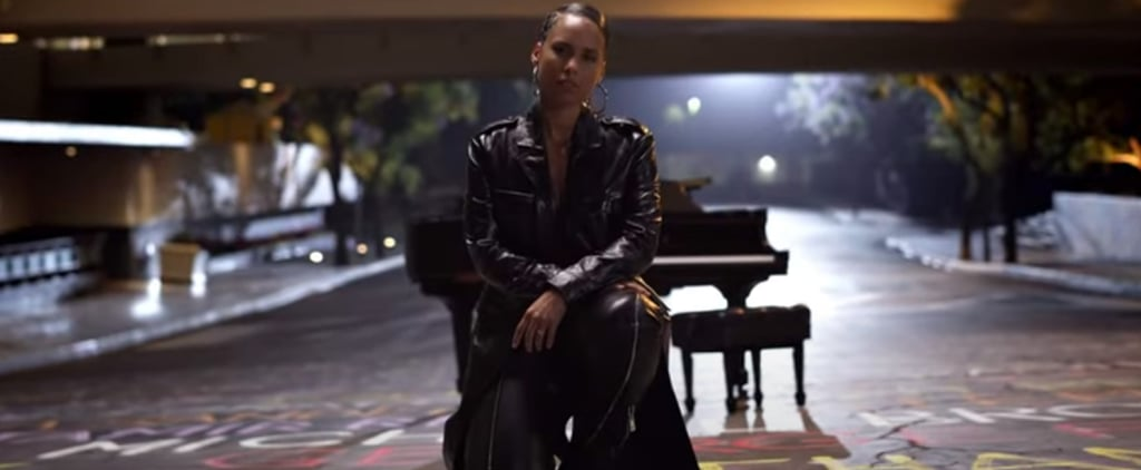 "Watch Alicia Keys Perform ""Perfect Way to Die"" at BET Awards"