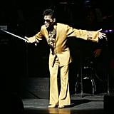 At the Apollo Theater's 75th anniversary gala concert and awards cermony in 2009.