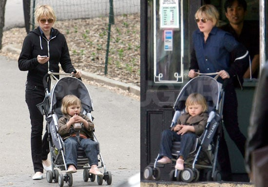 Michelle and Matilda Spend Another Outdoorsy Weekend