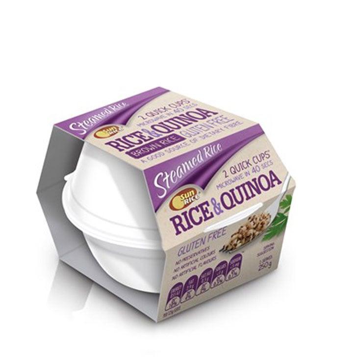 Rice and Quinoa