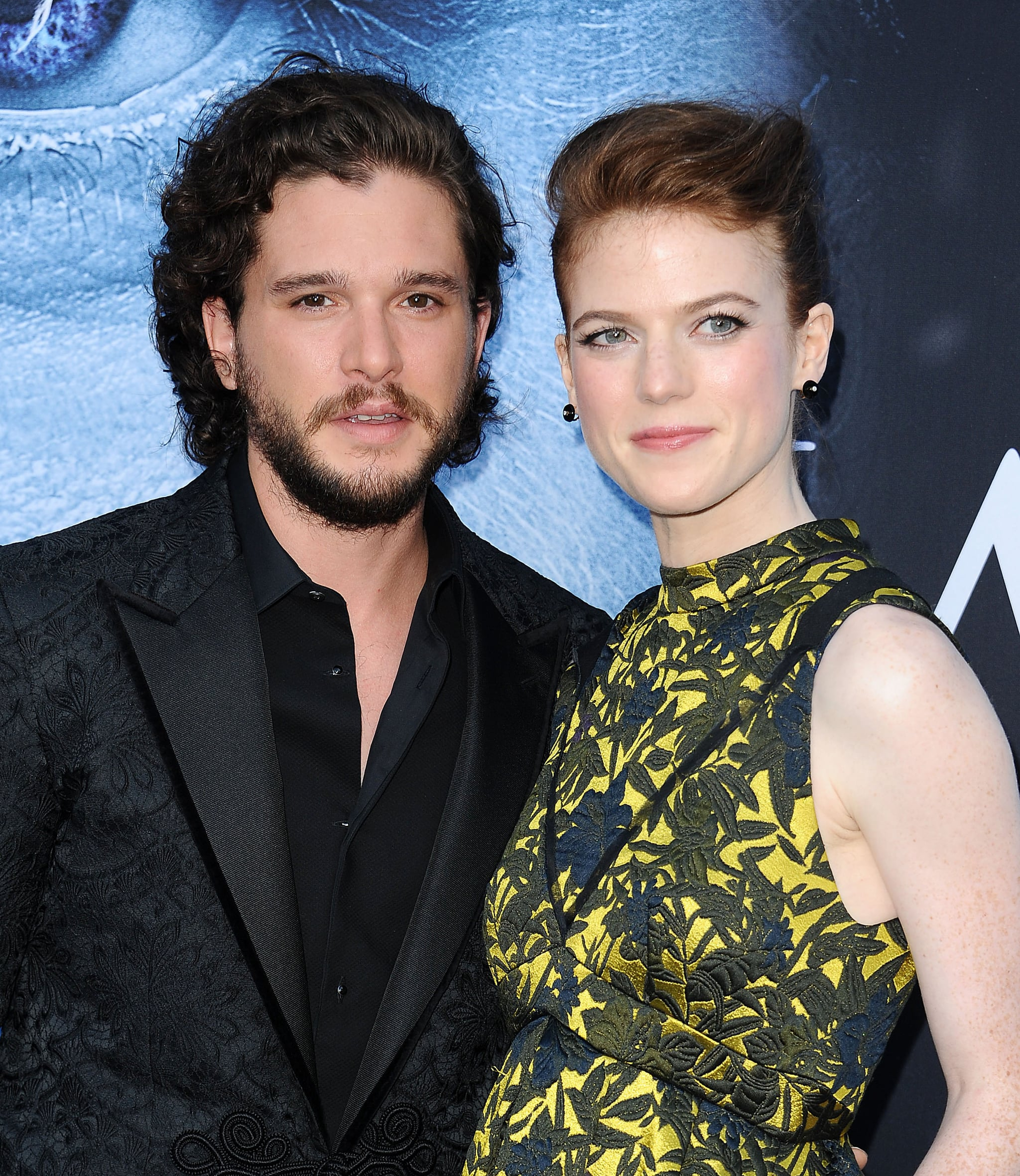When Will Rose Leslie And Kit Harington Get Married Popsugar