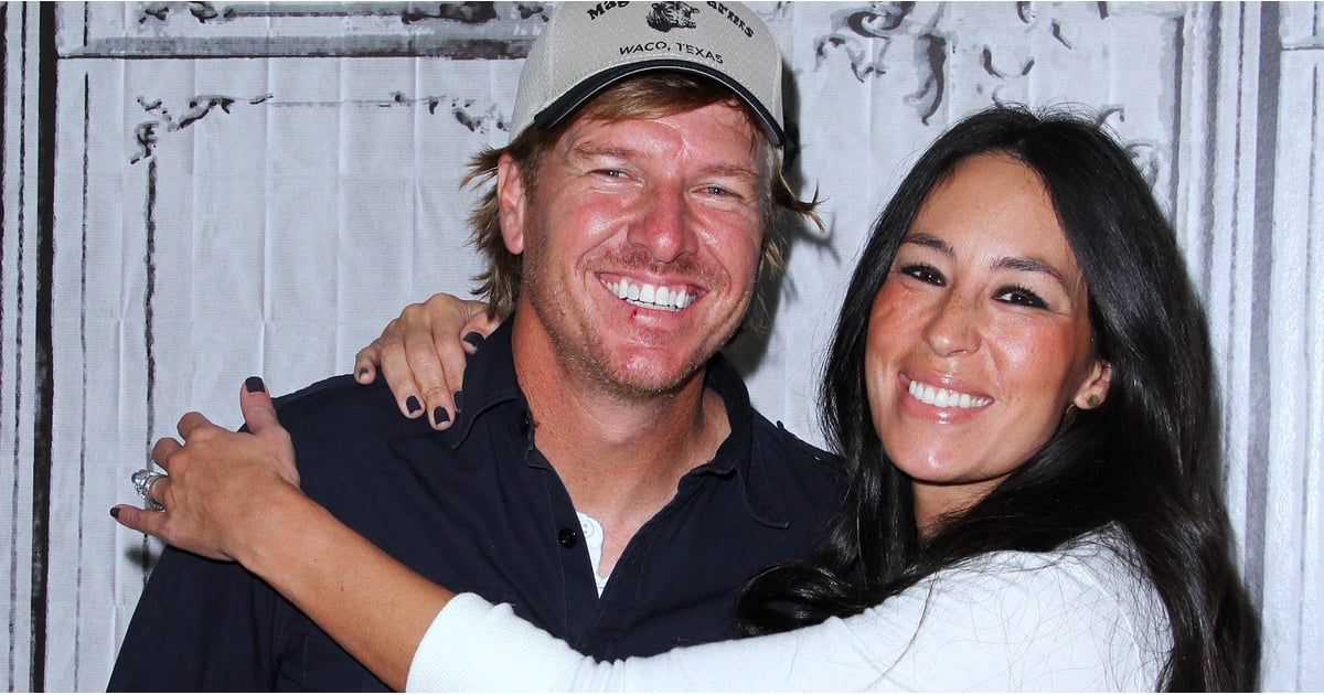 Chip Gaines 39 S Birthday Surprise Popsugar Home