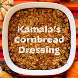 Kamala Harris's Family Cornbread Dressing Recipe