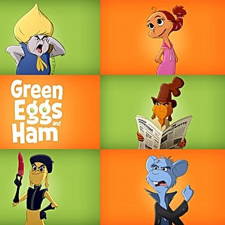 Green Eggs and Ham Show