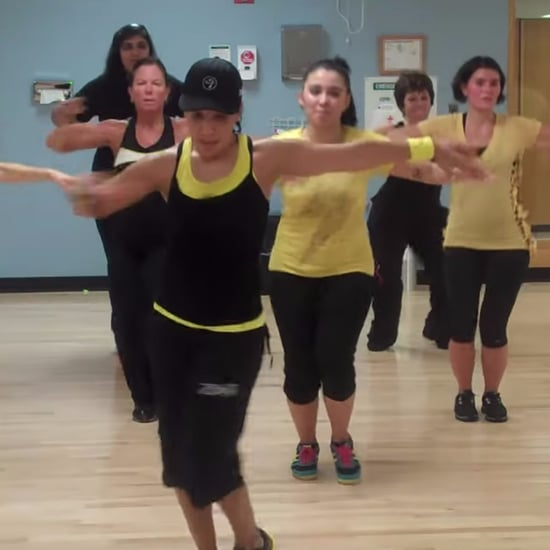 Selena Quintanilla Zumba Workout Videos