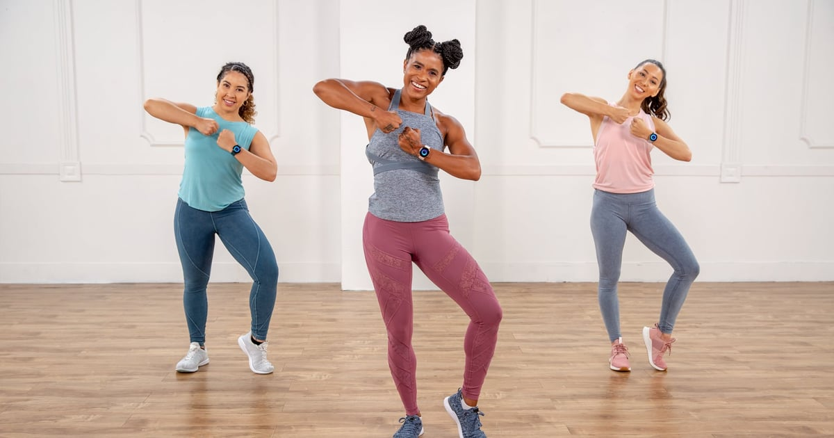 Get Strong, Get Sweaty, and Feel Unstoppable With These Intense Instagram Live Workouts