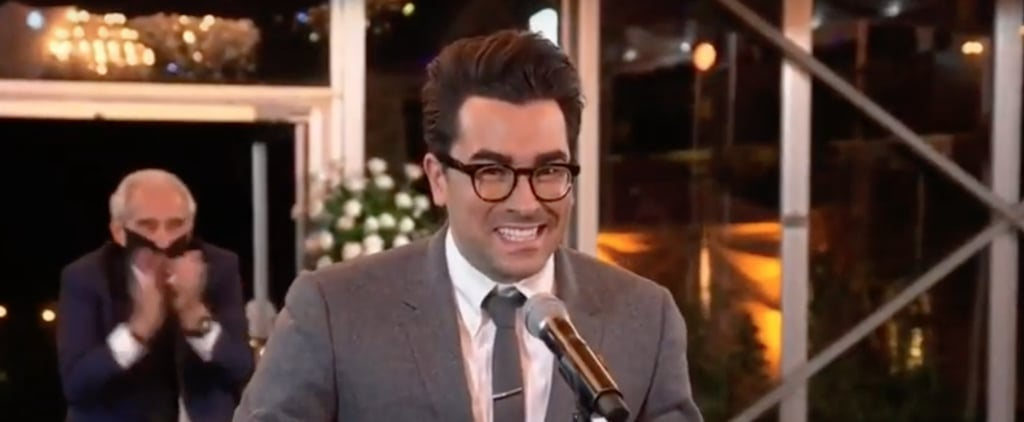 Dan Levy Honours David Rose With 2020 Emmys Outfit