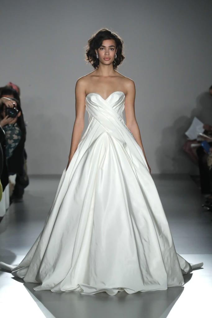 9e6cab5daa71 Amsale Spring 2020 | Bridal Trends Spring 2020 | POPSUGAR Fashion ...
