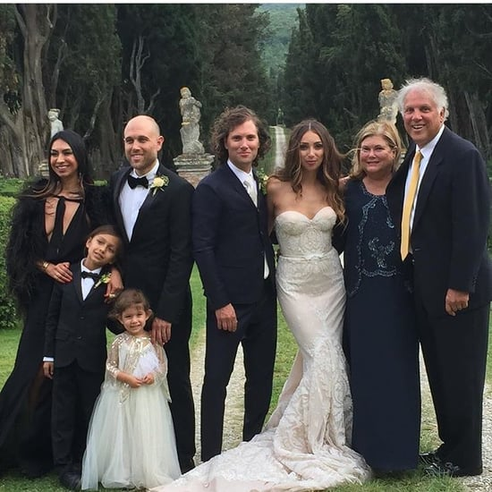 Jennifer Lawrence's Friend Laura Simpson's Wedding Dress