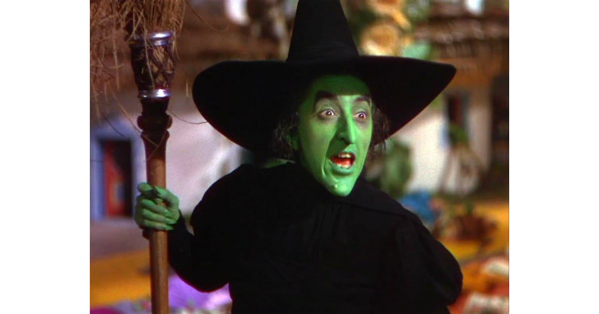 the iconic wicked witch of the west witches in the