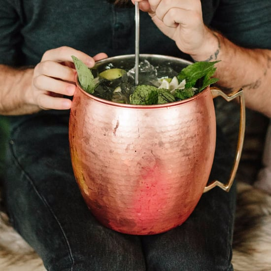 10-Pound Moscow Mule at Dream NYC