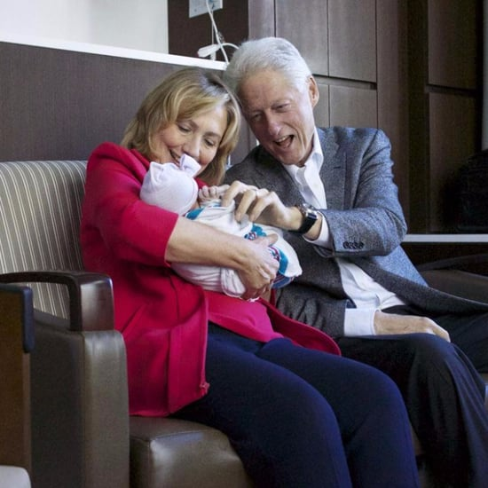 Hillary Clinton on How Being a Grandma Affects Her Policies