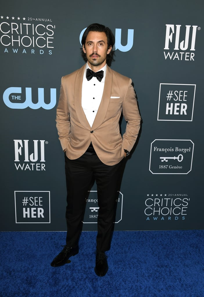 This Is Us Cast at the Critics' Choice Awards 2020