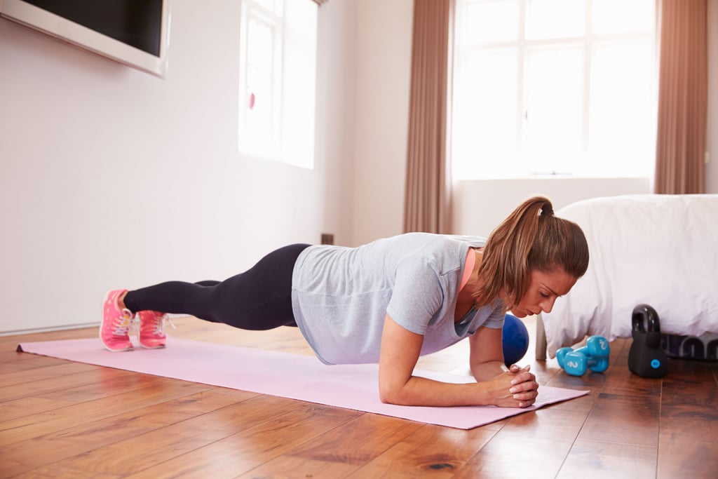 Home Workout | Plank Exercises