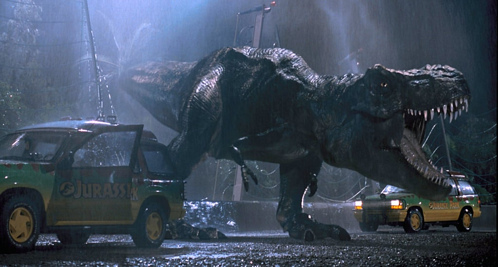 Don't blink — you might miss the dinosaurs
