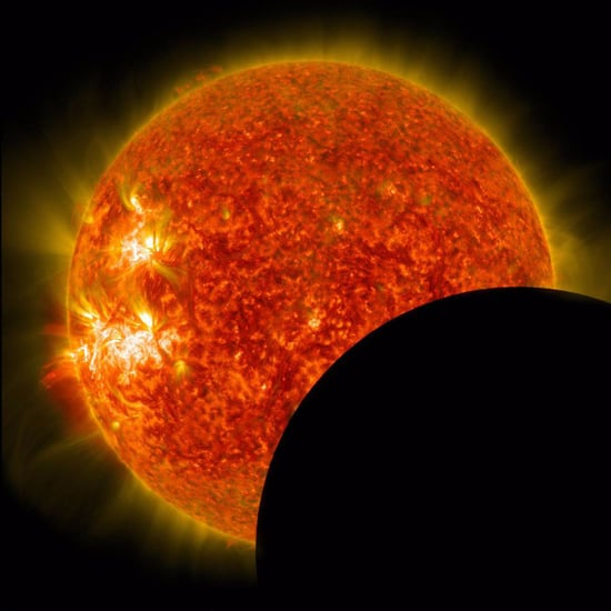 NASA Safety Tips For Viewing Solar Eclipse