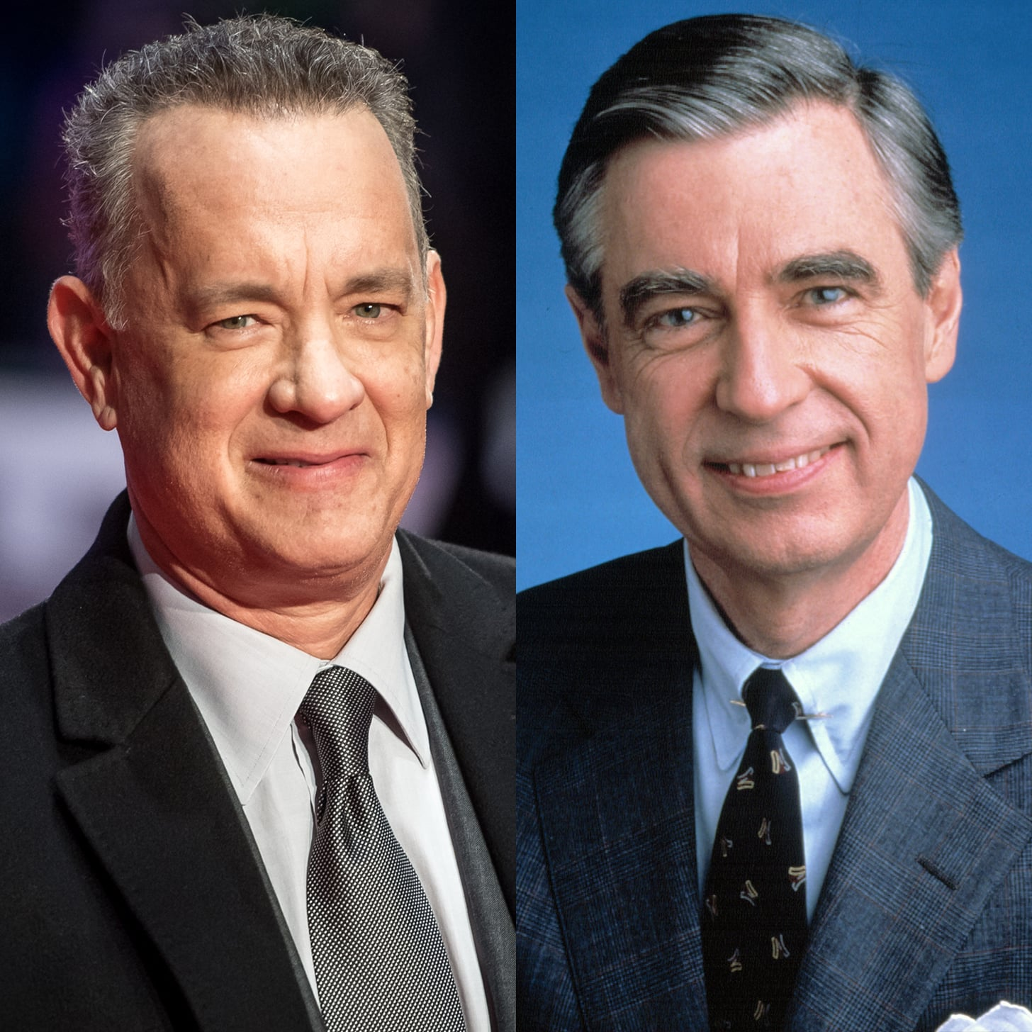 Tom Hanks Cast In Fred Rogers Biopic Popsugar Entertainment Uk