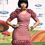 Pictured: Nicki Minaj