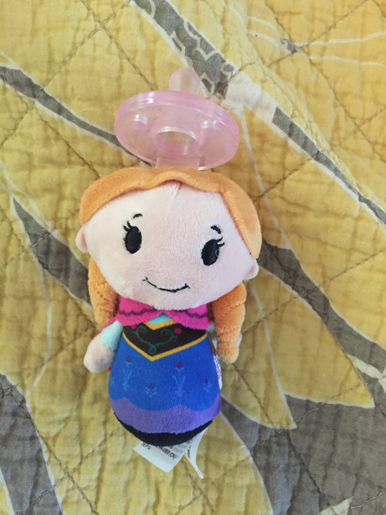 Princess Anna Wubbanub Style Pacifier