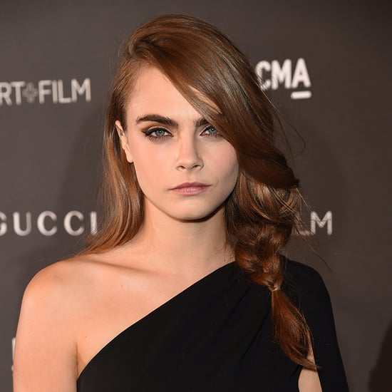 Celebrity Hair Makeup at LACMA Gala 2014